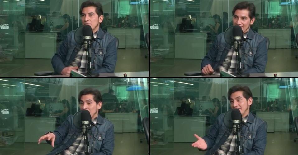 Entrevista a Felipe Rodríguez