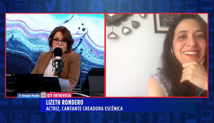 Lizeth Rondero, una mexicana rifadísima