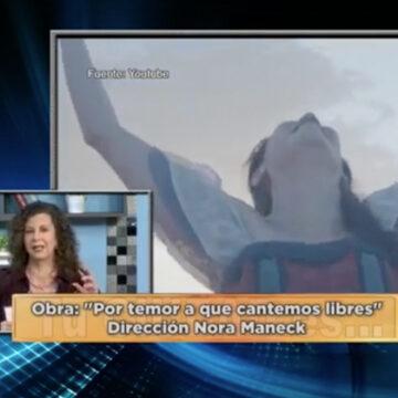 Nos RECOMIENDA la crítica teatral Alegría Martínez
